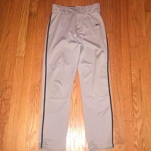 NIKE Boys Swingman Baseball Pants.Dri Fit. Size XL